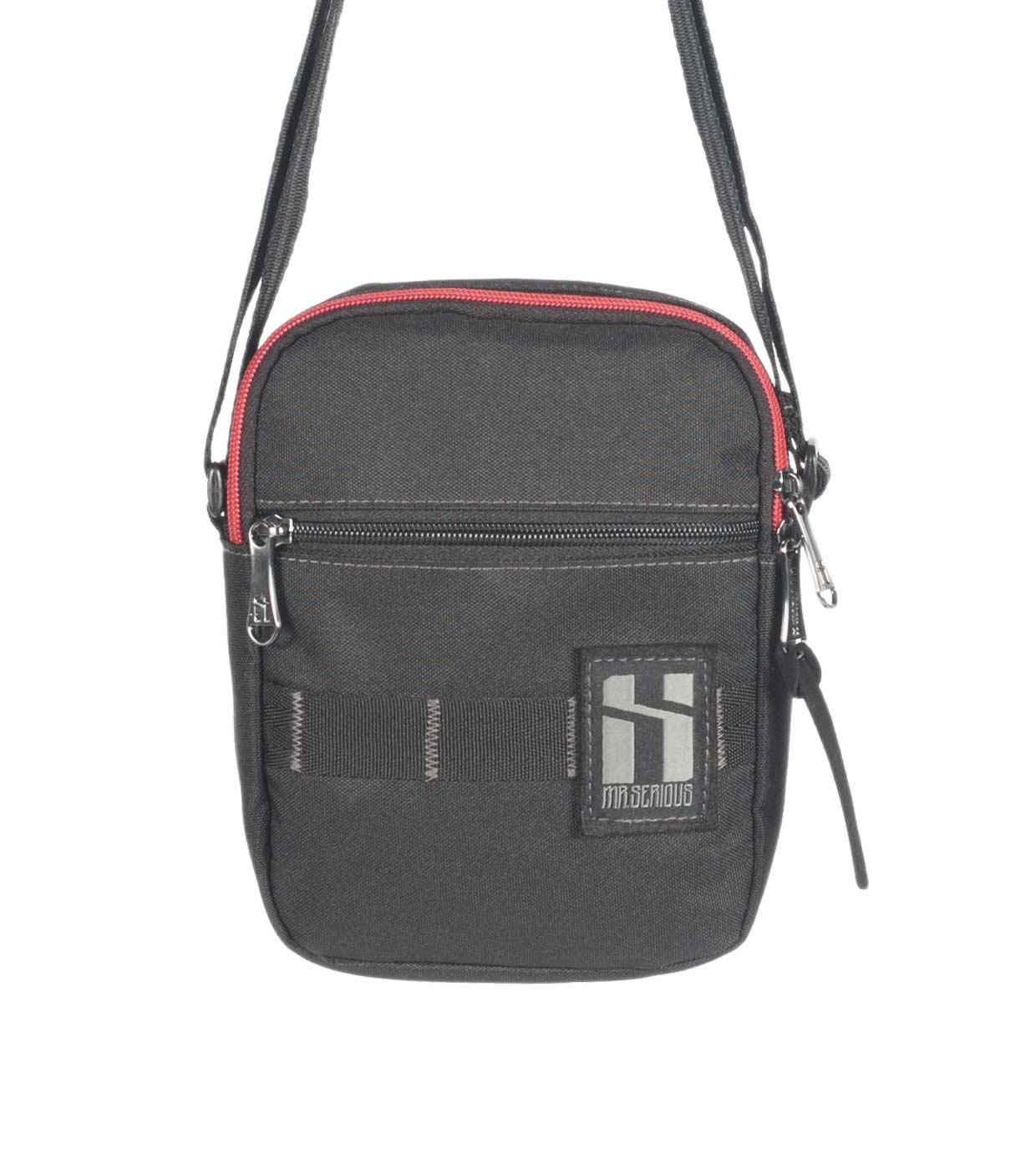 Mr.Serious Platform Pouch Bag