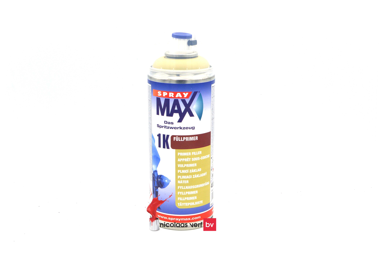 Spray MAX 1K Vulprimer Beige Spuitbus 400ml