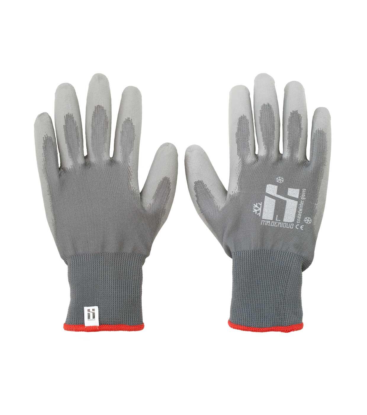 1 Paar Mr. Serious PU Coated Winter Handchoenen