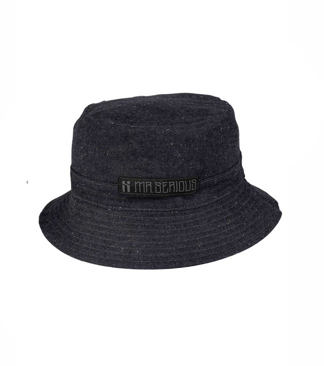 Mr.Serious Reversible Bucket Hat
