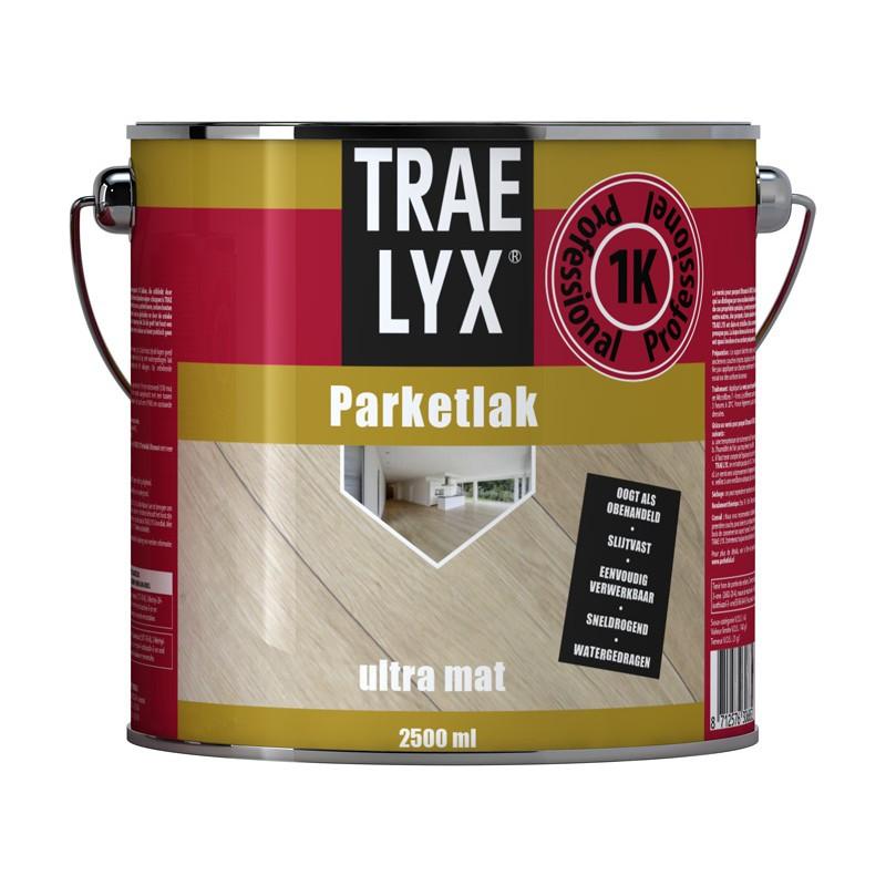 Traelyx  Parketlak Ultra Mat
