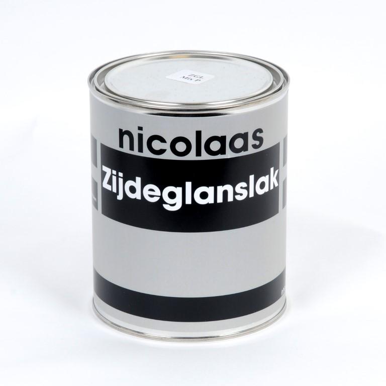 Nicolaas Zijdeglanslak