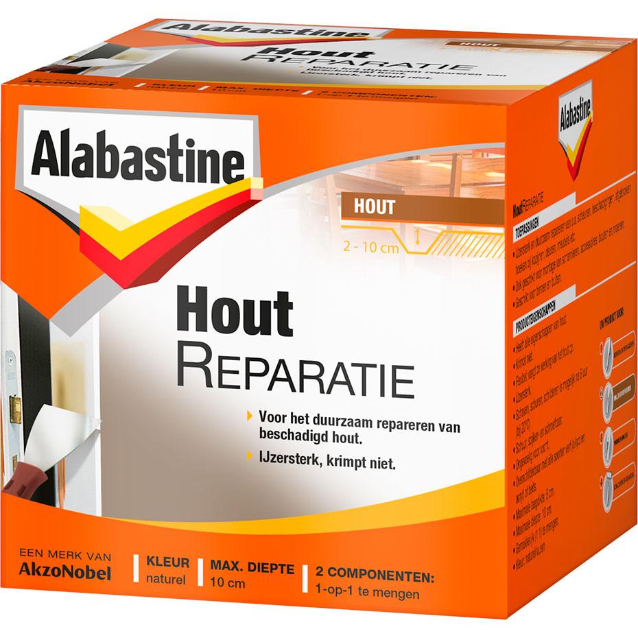 Alabastine Houtreparatie Set Van 500 Gram