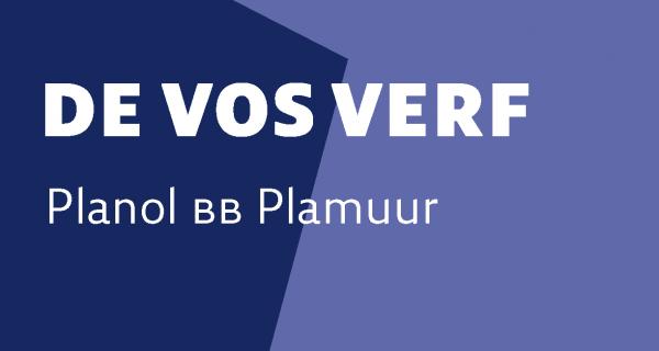 De Vos Planol BB Plamuur 750 Gram