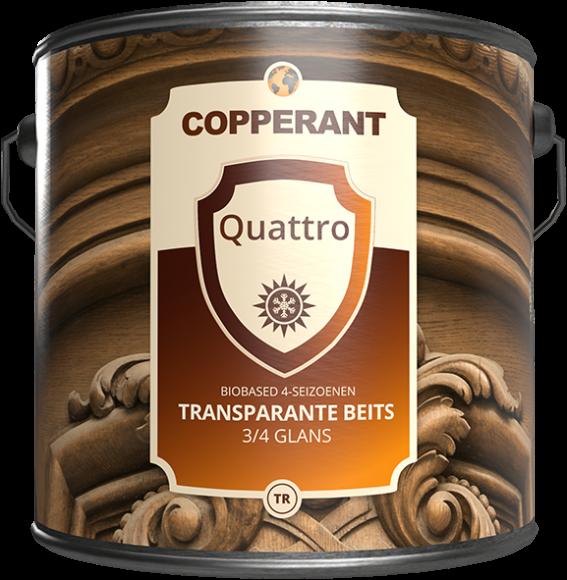 Copperant Quattro Transparante Beits